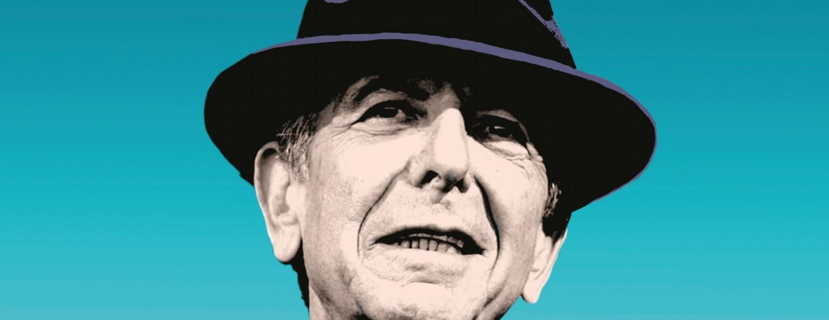 Leonard Cohen Elckerlyc Hilvarenbeek
