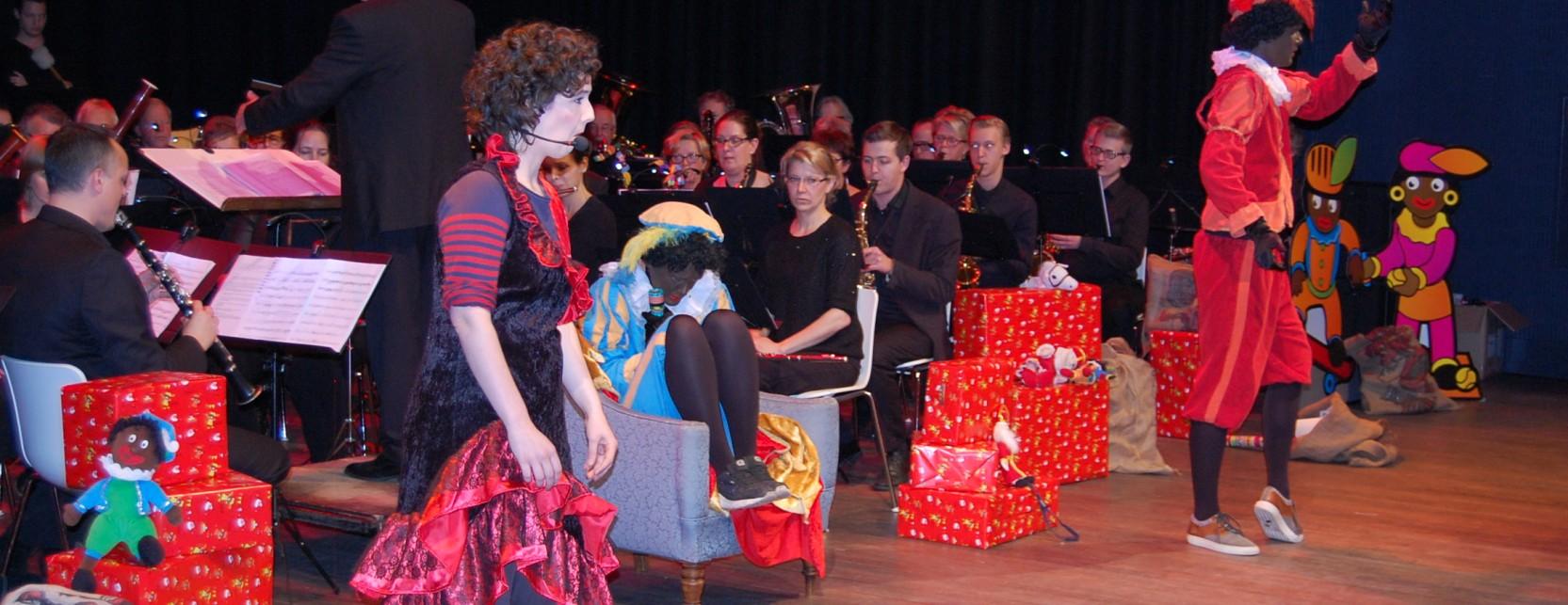 Pepernotenconcert Sinterklaas KHC Elckerlyc Hilvarenbeek
