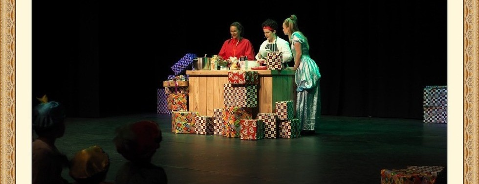 Sinterklaas in Sprookjesland 29 november Elckerlyc