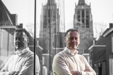 Hans van der Sanden © Hubert Schollen