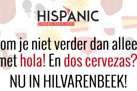 Spaanse les Elckerlyc Hilvarenbeek