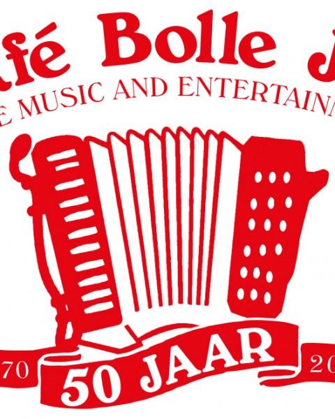 50 jaar café Bolle Jan