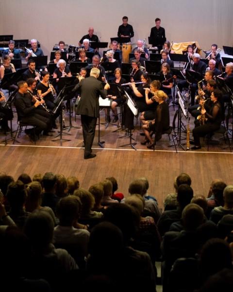 Concert Koninklijke Harmonie Concordia & slagwerk