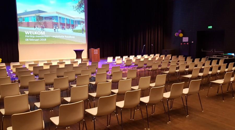 Rabotheaterzaal Elckerlyc Hilvarenbeek